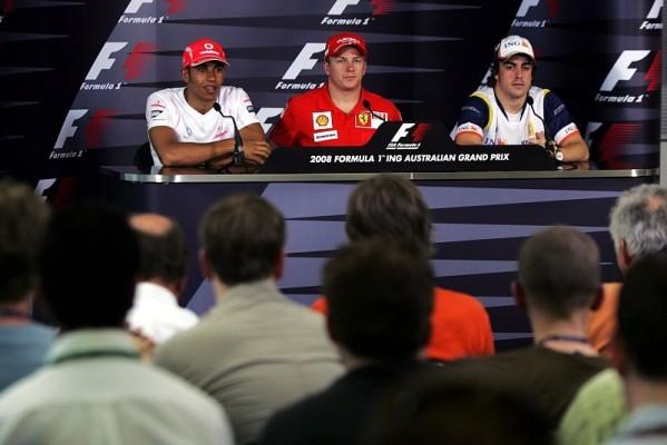 Sprechstunde mit Räikkönen und Co.: Falsch abgebogen
