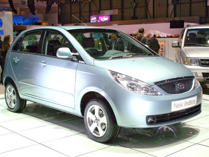 Tata New Indica