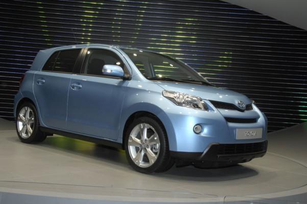 Toyota baut den iQ und den Urban Cruiser