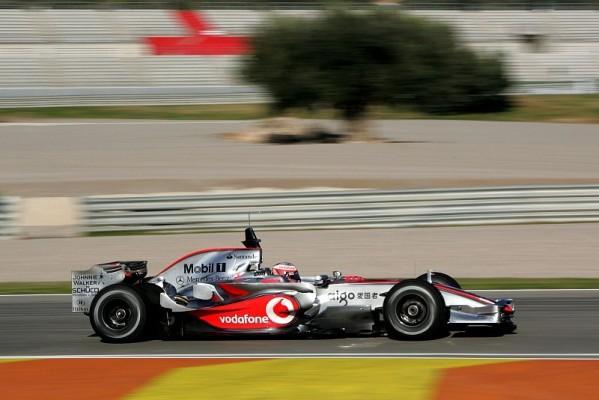 Valencia, Tag 3: Kovalainen schlägt Ferrari