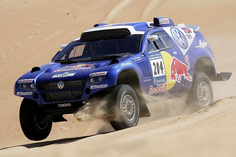 Volkswagen Motorsport: Der Favoritenjäger