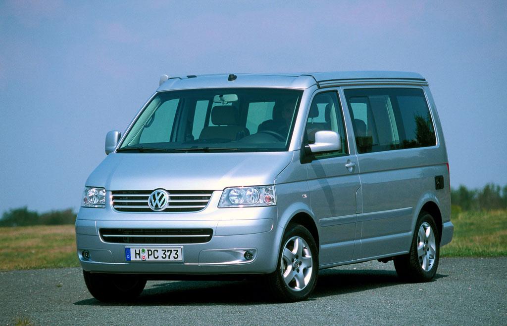 Volkswagen T5 Califonia