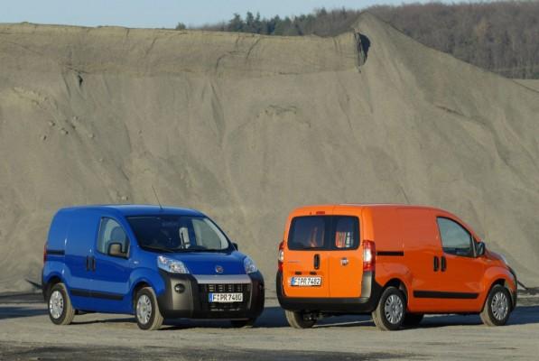 Vorstellung Fiat Fiorino: Der Mini-Cargo ist geboren