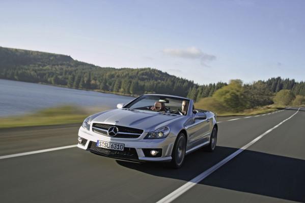 Vorstellung Mercedes-Benz SL AMG: Roadrunner