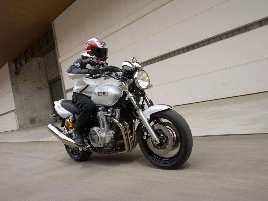 Yamaha ruft die XJR 1300 zurück in die Werkstatt