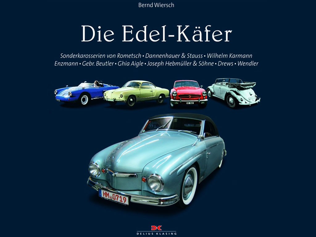 """""""Die Edel-Käfer"""" ist bestes Buch über Auto-Historie"""