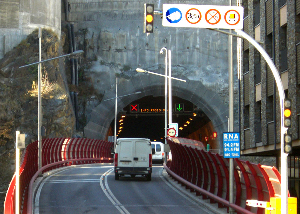 ADAC EuroTAP-Tunneltest