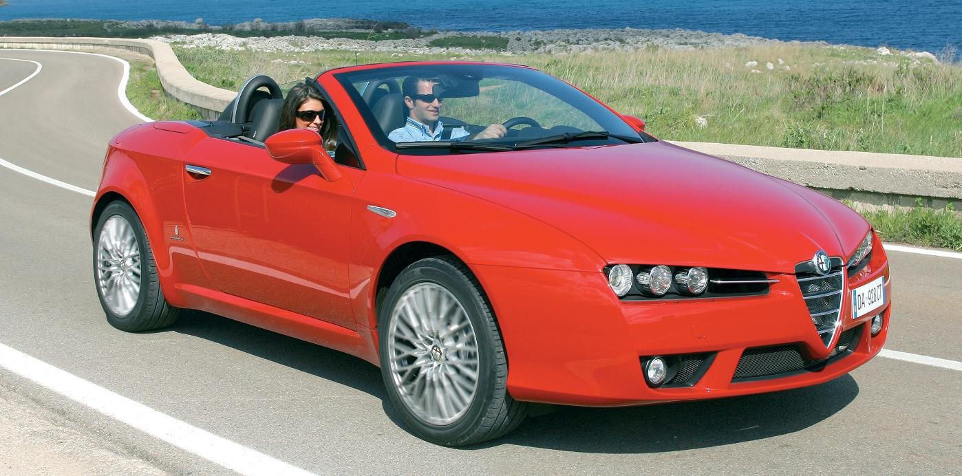 Alfa Romeo startet Finanzierungs- und Leasingprogramme