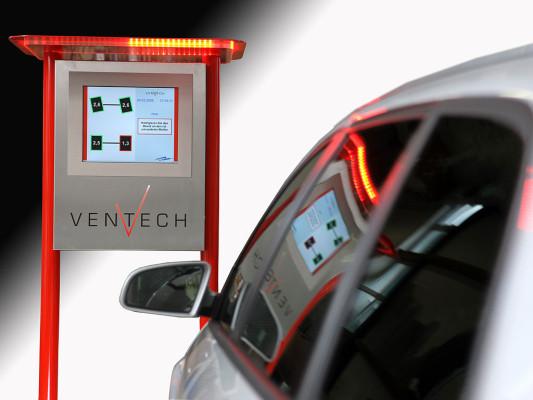 Automatische Reifendruckkontrolle bei Bussen, Nutzfahrzeugen und Pkw
