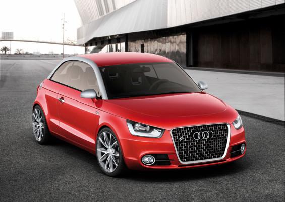 Bei Audi stehen der A4 Avant und der TT im Mittelpunkt