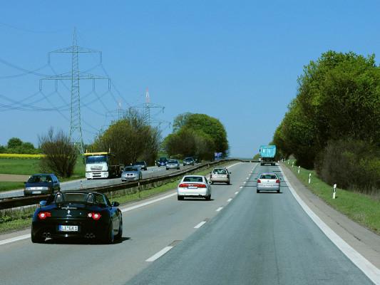 Bremen führt Tempo 120 auf der Autobahn ein