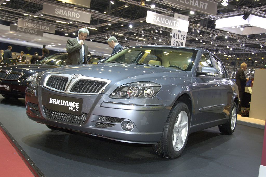 Brilliance BS 4 Limousine