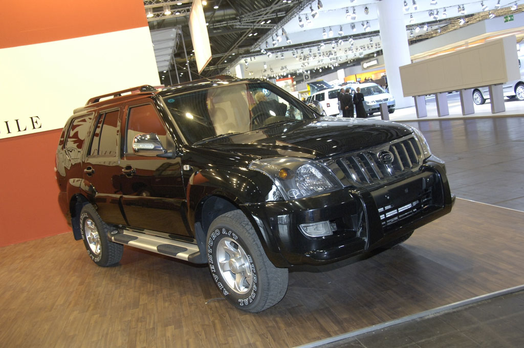 China Automobile Gonow GX 6