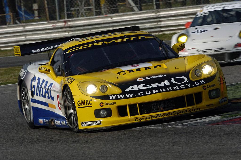 Corvette strebt Titelgewinn in der GT-Meisterschaft an