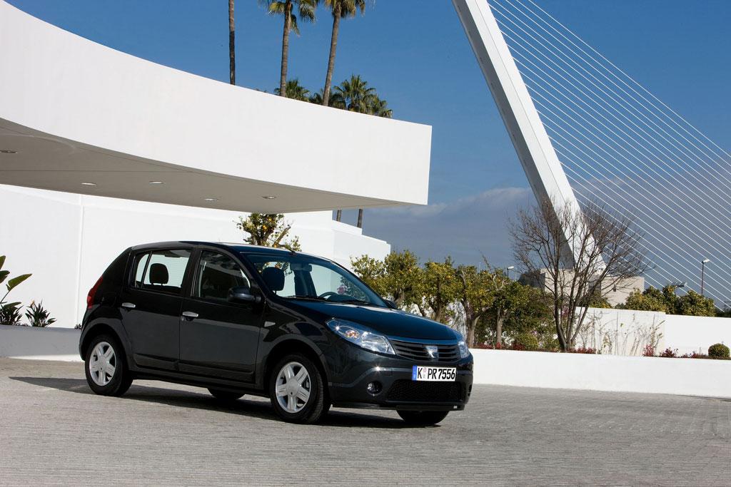 Dacia Sandero kann ab 7500 Euro bestellt werden