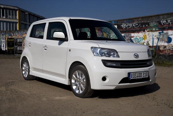 Daihatsu präsentiert Sondermodell Materia White X
