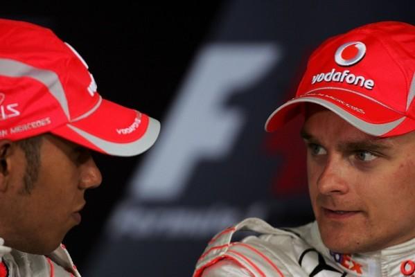 Die Lage bei McLaren: Lewis, Heikki und der Alonso-Faktor