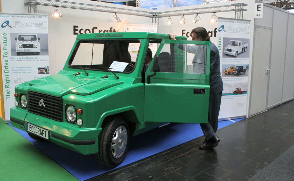 Ecocraft Ecocarrier