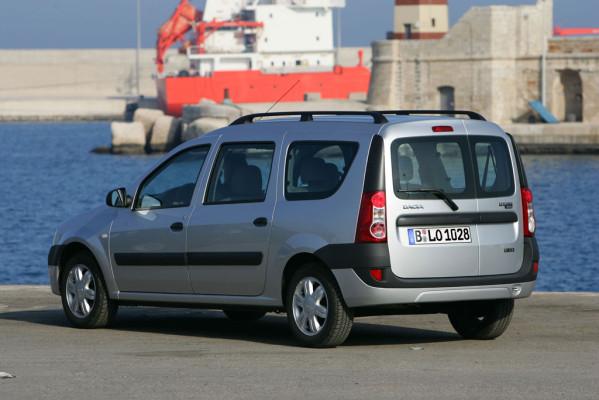 Fahrbericht Dacia Logan Kombi: Hoher Nutzwert - viel Platz - wenig Sicherheit