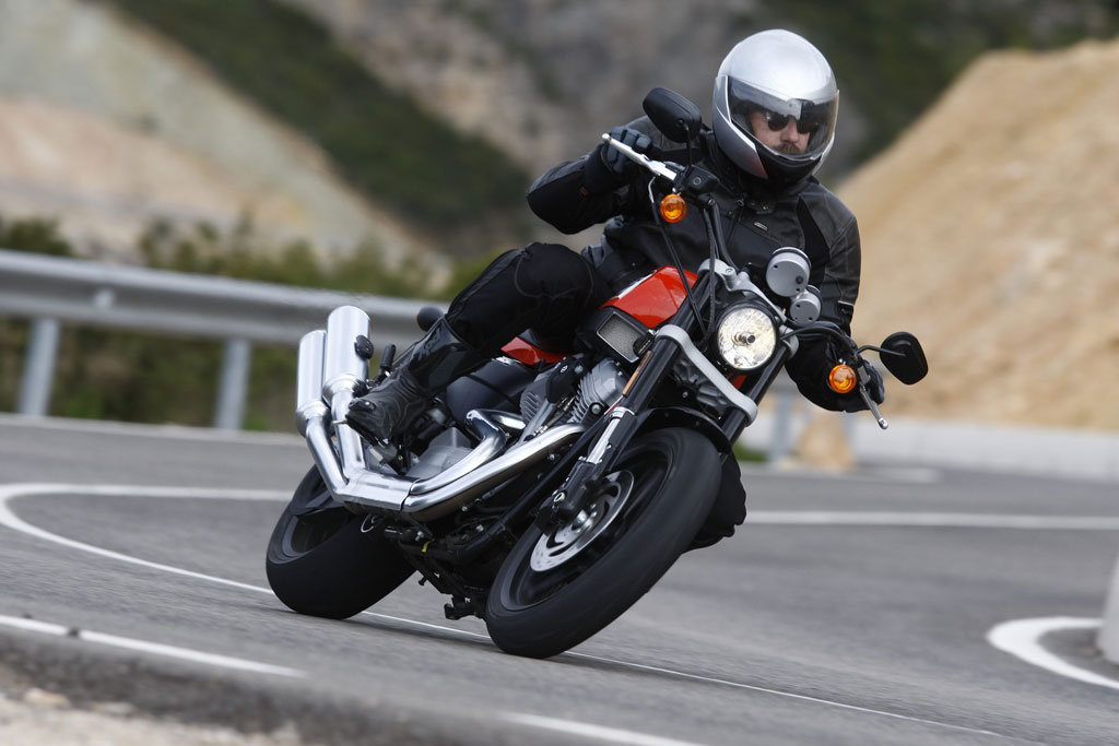 Fahrbericht Harley-Davidson XR 1200: Der
