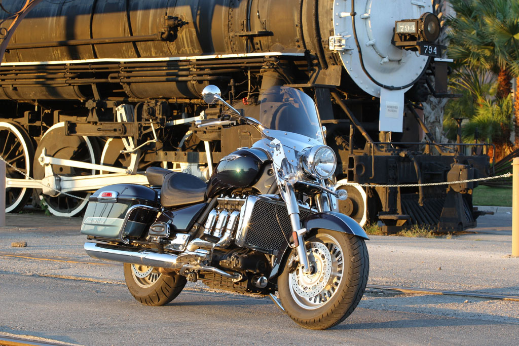 Fahrbericht: Triumph Rocket III Touring: Britischer Reisedampfer