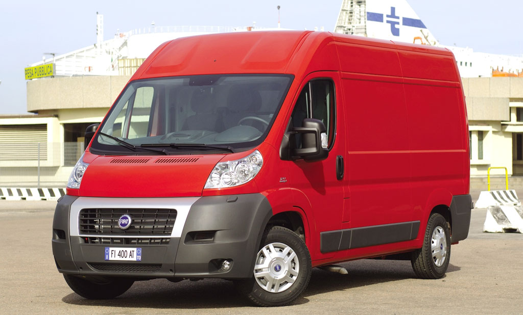 """Fiat Scudo und Ducato sind """"KEP-Transporter des Jahres"""""""