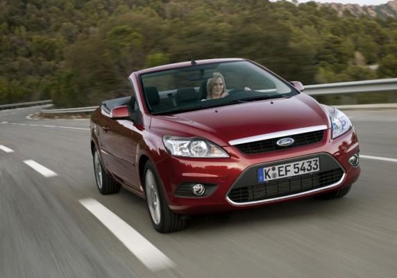 Ford Focus CC für Gewerbetreibende