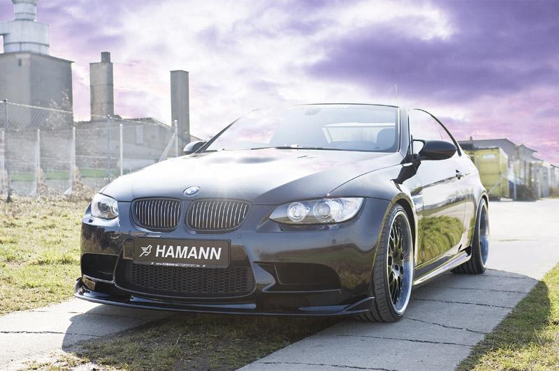 Getuntes BMW M3 Coupé