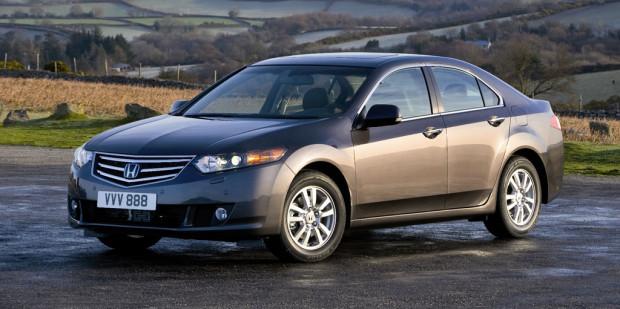 Honda Accord ab 24 800 Euro erhältlich