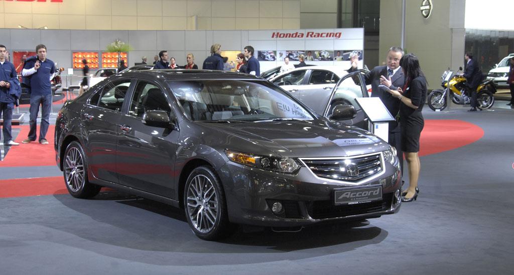 Honda in Leipzig: Accord als Limousine und Tourer