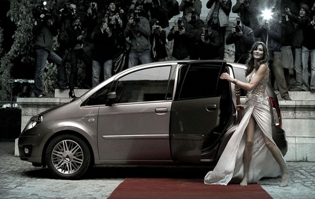 """Lancia ist Hauptsponsor von """"EuropaCinema 2008"""""""