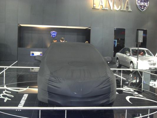 Lancia präsentiert in Leipzig den Delta