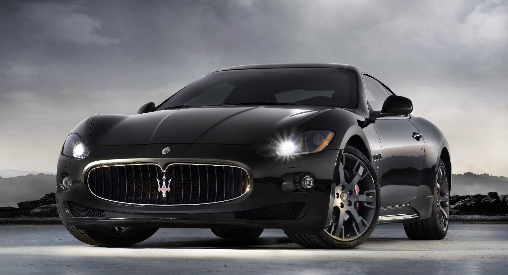 Maserati GranTurismo S ab 127 330 Euro