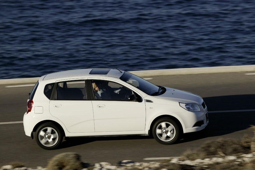 Neue Kampagne für Chevrolet Aveo