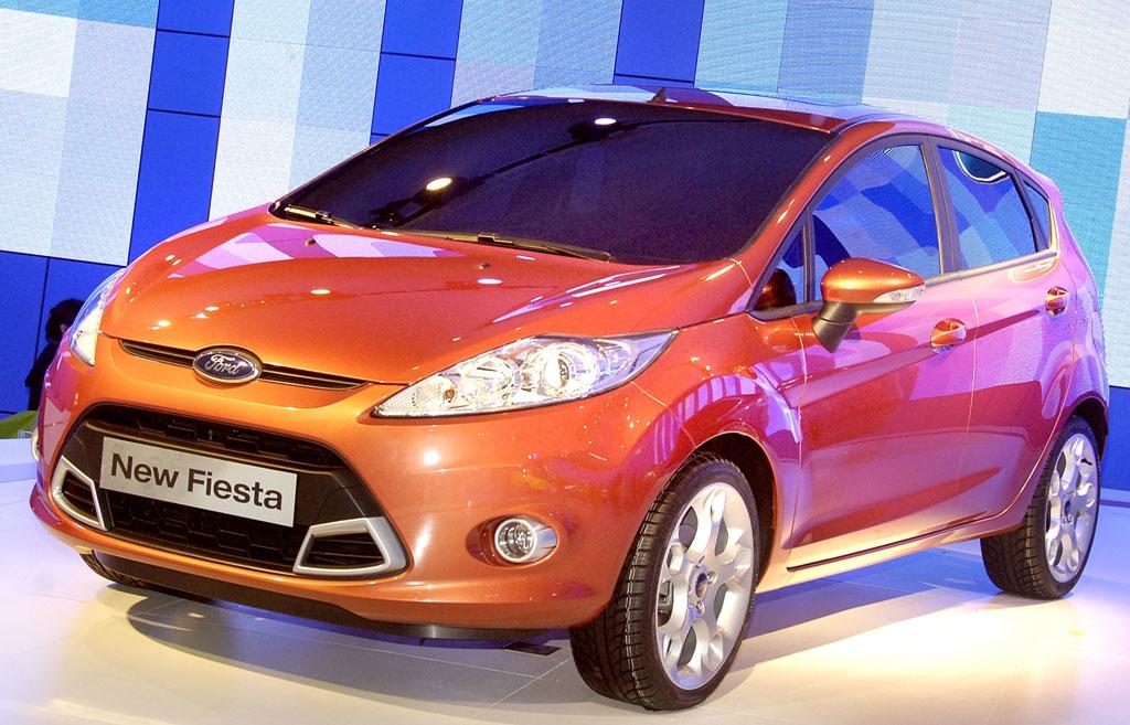 Neuer Ford Fiesta wird auch in China gebaut