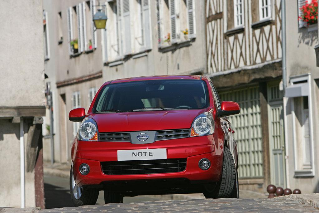 """Nissan bietet den Note als Sondermodell """"Movie Park Edition"""" an"""