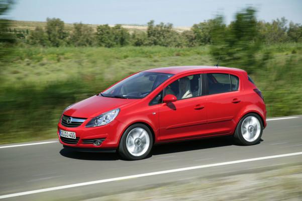 Opel auf der Auto Mobil International