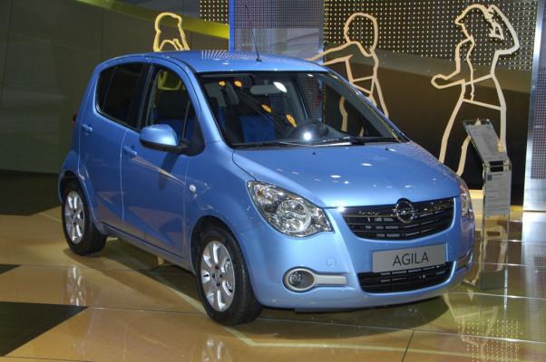 Opel präsentiert den Agila und den Corsa Limited Edition