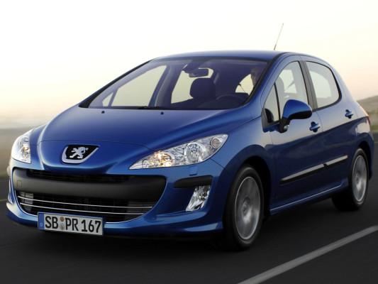 "Peugeot 308 HDi FAP 110 erhält ""Auto-Umwelt-Zertifikat"