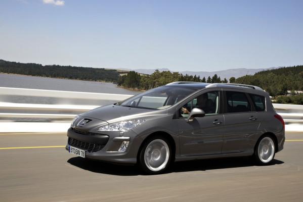 Peugeot 308 SW: Laden wie Gott in Frankreich