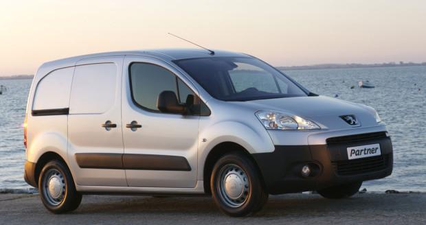 Peugeot Partner gewinnt Importeurswertung der KEP-Branche