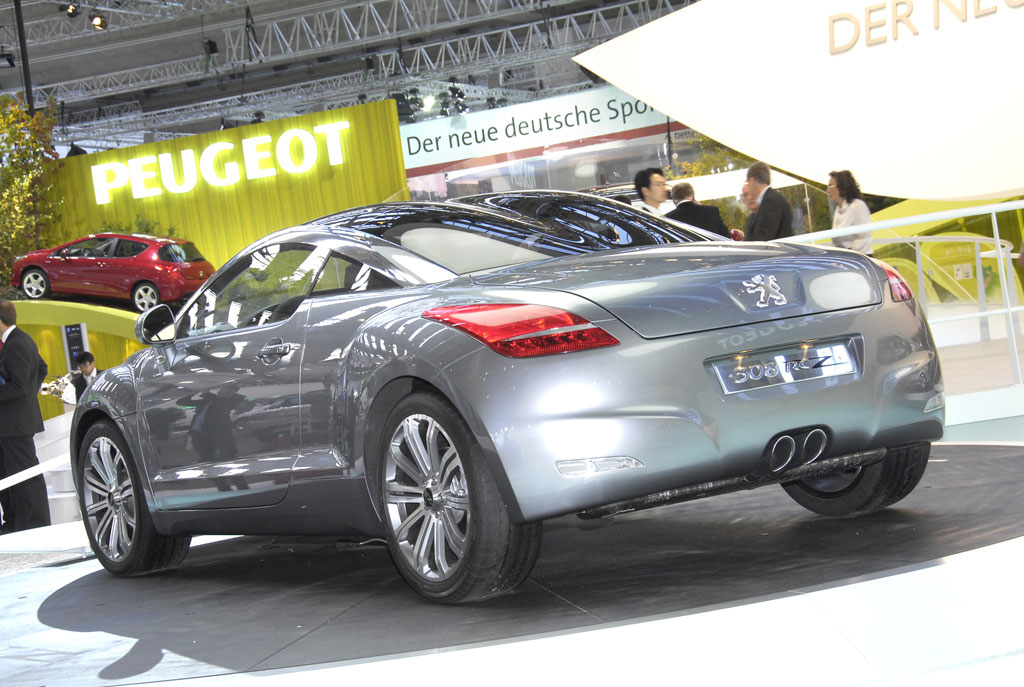 Peugeot gibt grünes Licht für den 308 RC Z