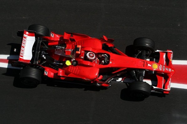 Qualifying: Räikkönen auf Pole