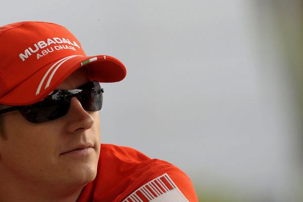 Räikkönen gespannt auf Spanien: Normalerweise der Verfolger