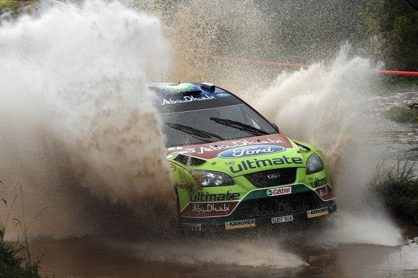 Rallye Argentinien - 1. Schleife: Turbulenter Start in Argentinien