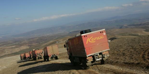 Renault Trucks Adventure für 2009 geplant