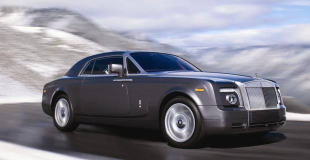 Rolls-Royce Phantom-Coupé in Peking