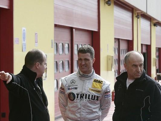Schumacher voller Vorfreude: Rückkehr, Sicherheit & die Gattin