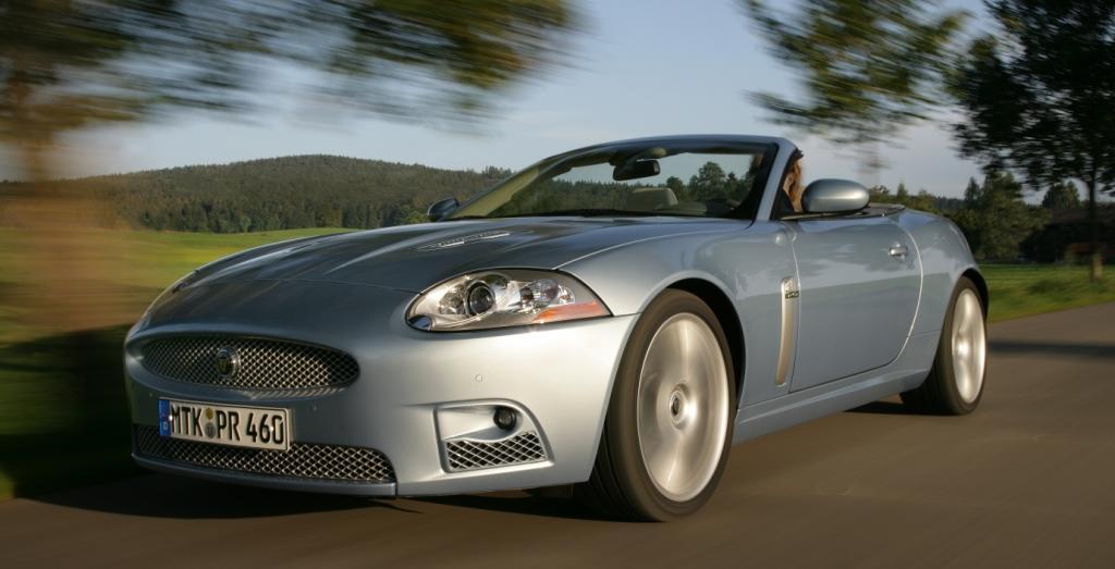 Schwacke bescheinigt Jaguar XKR beste Wertbeständigkeit