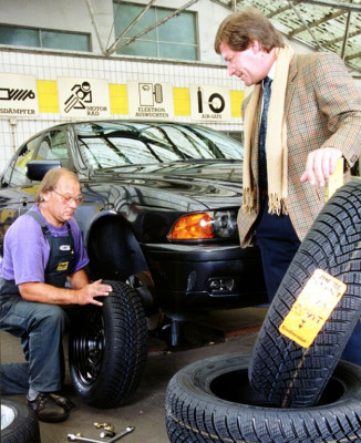 Service: Es ist Zeit für den Reifenwechsel